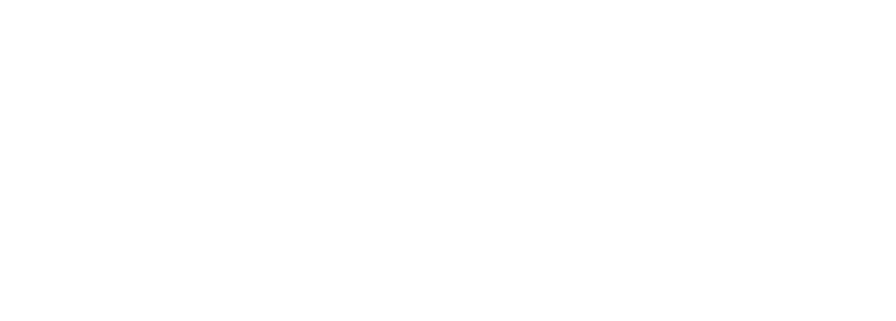 An illustration of two people walking, one holding a flag.